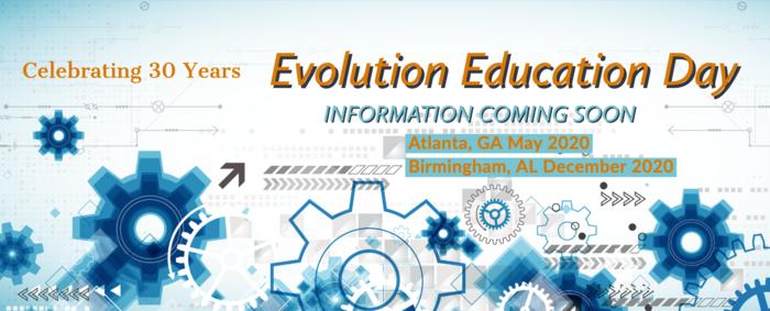 2020 Evolution Conference